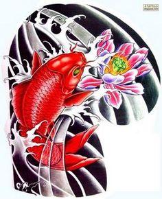 Carpa tattoo