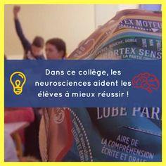 Au collège de Lessay, dans la Manche, les neurosciences sont utilisées pour lutter contre l'échec scolaire. Regardez le reportage de France Télévision. //embedftv-a.akamaihd.net/280dfb683293…