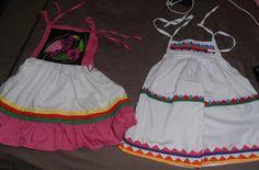 Panamanian Indigenous Dresses
