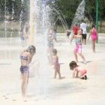 Summertime activities with children in the DFW area