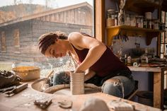 How to Set Up a Pottery Studio