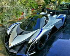 THE 5000 bhp supercar DEVIL 16 / MOTORING THE MIDDLE EAST.