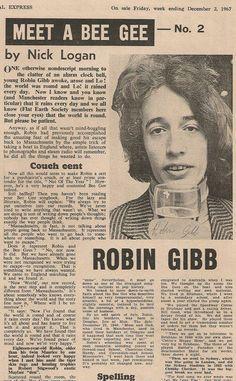 Robin Gibb/eo