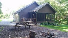 Horn's Ferry Hideaway, Pella Pella Iowa, Places To Travel, Places To Visit, State Park Cabins, Getaway Cabins, The Monks, Cabins And Cottages, Weekends Away, Cozy Cabin