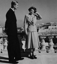 Their happiest time: Malta 1949. At their second wedding anniversary, Princess Elizabeth traveled to the then-British island of Malta in the Mediterranean, where Prince Philip was posted with the Royal Navy. With baby Prince Charles left at home, the couple enjoyed weeks of living an ordinary and relaxed life on the island, describing it later as a favorite retreat before she became queen.