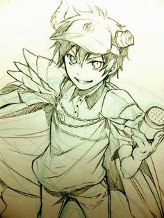 Maou sadao...the devil is a part timer