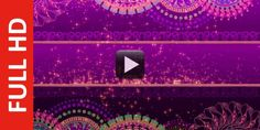 Downloadroyalty free title background - particles wedding motion background in full HD 1920x1080p a...