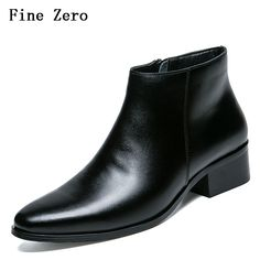 Fine Zero New Men's Real Leather Men Flats Shoes Slip On Genuine Leather Loafers Formal Dress Shoes For Men Quality Moccasins