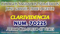 CLARIVIDENCIA CODIGOS SAGRADOS 70225.