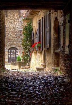 Medieval village of Pérouges