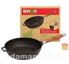 PAN FRY CAST IRON profound  Biol removable handle 260mm  сковорода чугун
