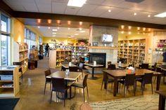 Pandemonium Bookstore & Cafe