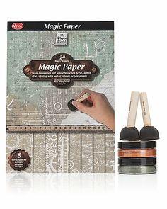 Magic Paper + 3D-Farbe