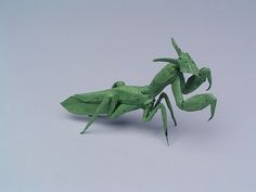 Collection of work from Origami Artist Robert J Lang image5
