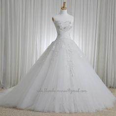 Robe de mariée princesse NEUVE 36/38/40 modèle Princesse à Puteaux