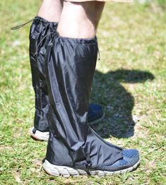 Ultralight Super Gaiters For Running Shoes