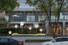 Retail Architecture, Concept Architecture, Landscape Architecture, Landscape Design, Commercial Complex, Commercial Street, Entrance Signage, Entrance Gates, Landscape Engineer