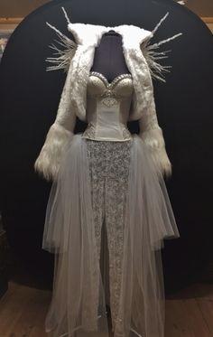 Mystic Magic Snow Queen Costume & old+man+winter+costume | Old Man Winter | Halloween | Pinterest ...