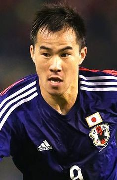 Shinji Okazaki (football-Japan) 岡崎慎司(サッカー)