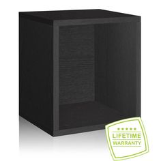 zBoard 15.5 in. x 13.4 in. Stackable Storage Cube Organizer in