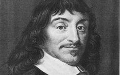 Descartes- The father of modern philosophy. Created analytical geometry, and advocated the power of the mind over the body. Most famous statement, Cogito, ergo sum. I think, therefore I am. Cogito Ergo Sum, Spiritual Wellness, Spiritual Health, Grands Philosophes, Cartesian Coordinates, Modern Philosophy, Scientific Revolution, Great Philosophers, Physical Science