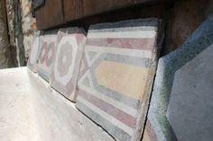 71 fantastiche immagini su cementine e graniglie antiche antique