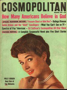 Cosmopolitan December 1957