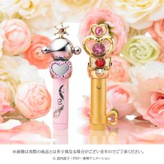 """sailor moon"" ""sailor moon merchandise"" ""sailor moon toys"" ""sailor moon wand"" ""sailor pluto"" ""lip rod"" chibiusa ""sailor chibimoon"" ""time key"" lipbalm lipstick anime japan makeup cosmetics shop"