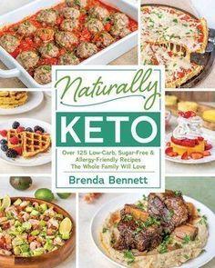 Booksamillion Keto Cookbooks – Hustle Girl Sugar Free Recipes, Low Carb Recipes, Diet Recipes, Diet Tips, Easy Recipes, Healthy Recipes, Keto Cookies, Donuts, Low Carb Dessert