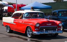 1955 Chevrolet Bel Air Sport Coupe Images | Pictures and Videos