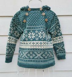 Snøhetta anorakk og genser