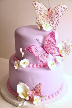 Pink & Purp Butterflies 0174   Flickr - Photo Sharing!