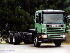 Scania 94D 260
