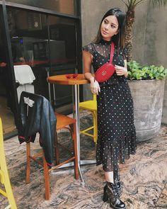 """87.3k Likes, 1,977 Comments - Gabriela Sales (@ricademarre) on Instagram: """"De ontem ❤️ Dress @dlzoficial para @boutiquemorenabella"""""""