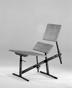 Eames Office . adjustable jig, 1945