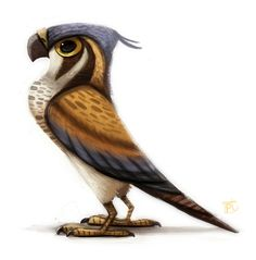 Cryptid Creations: Falcon