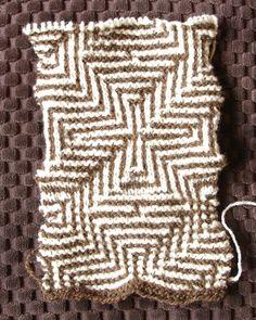 GACK   Knitting Material