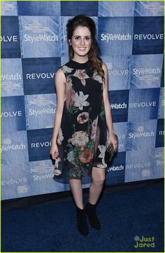 Laura Marano at the People StyleWatch Denim Event