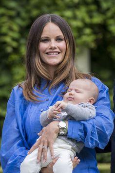 Leonore de Suecia revoluciona el posado de verano de su familia - Foto 11