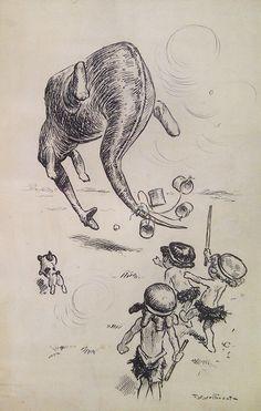 ILLUSTRATION ART: T.S. SULLIVANT