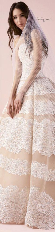 Saiid Kobeisy Spring 2018 Bridal