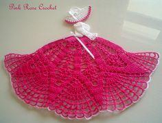 PINK ROSE CROCHET: 11/10/09 - 18/10/09