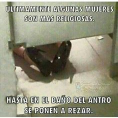 Solo para personas capases de comprender el  humor negro!! jajajajaja  #humor #humorlatino #humorgrafico #chistes #chisteslatinos #risas #baño #mujeres #rezar #soloenvenezuela #reimostodos #chistes #esdevenezolanos #like #eltuky  ETIQUETA A TUS AMIGOS