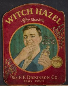 Witch Hazel Ad