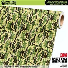 Follow @metrorestyling • Mini Jungle Camouflage Vinyl Wrap Film w/ 3M Controltac Comply v3 Adhesive • #metrorestyling #kingsofvinyl #elitewrappers #wrapoverpaint #paintisdead #justwrapit #itsawrap #carwrap #carwraps #vinylwrap #wrapsupplier #wrappedcars #vinylwrapping #killthatpaint #wrappedworld #eatsleepwrap #wrapchannel #car #wrap #vinyl #cars #supplier #wrapped