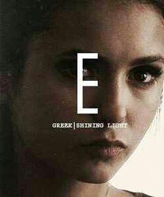 #TVD - Elena Gilbert