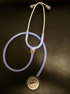 Stethoscope monogram bling | Littmann Classic II SE | Blue | Etsy