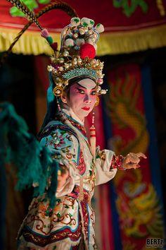 """Chinese Opera"" by Bert Lim"
