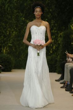 Try One of These Sparkle-tastic Wedding Dresses for Your Walk Down the Aisle
