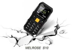 MELROSE S10 1.0 Inch 450mAh Bluetooth Smallest MP3 Music Phone Shockproof Feature Phone Samsung Accessories, Mobile Accessories, Cell Phone Accessories, Office Gadgets, Phone Gadgets, Watch Bands, Bluetooth, Smartphone, Mobile Phones